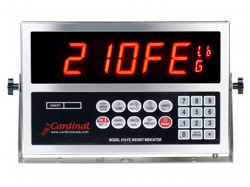 indikátor 210 FE