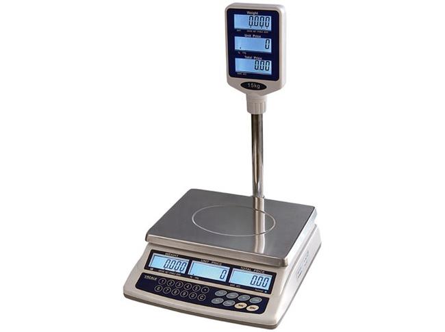 obchodná váha ASP