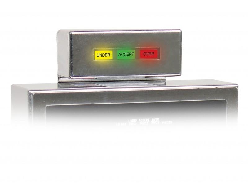 indikátor 225 – svetlá pre limitné váženie