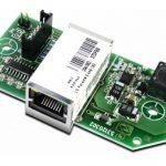 prevodník Ethernet – RS 232