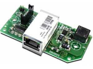 prevodník Ethernet - RS 232