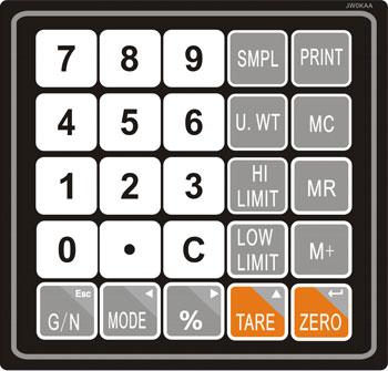obchodná váha JW (2)