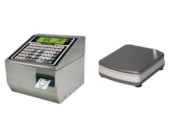 etiketovacia váha LP 2500