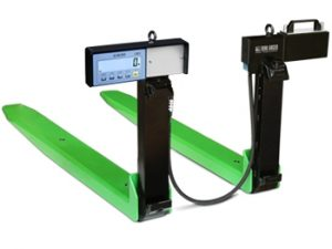 paletová váha LTF10 na vysokozdvižný vozík
