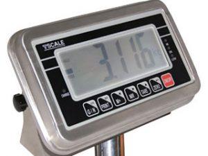 MBWS - indikátor na stĺpiku