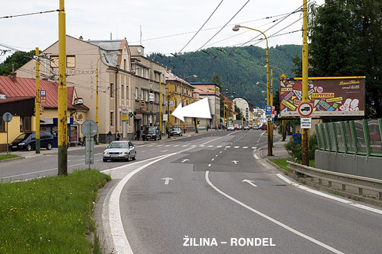 Rondel - Žilina