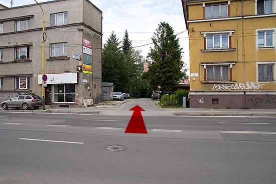 Hálkova ulica - Žilina
