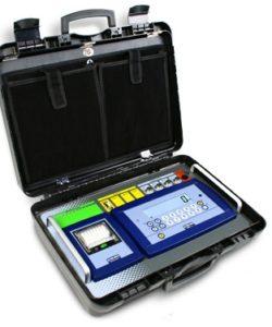 indikátor váhy v kufríku