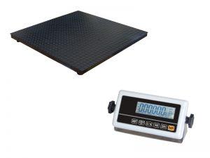 podlahová váha